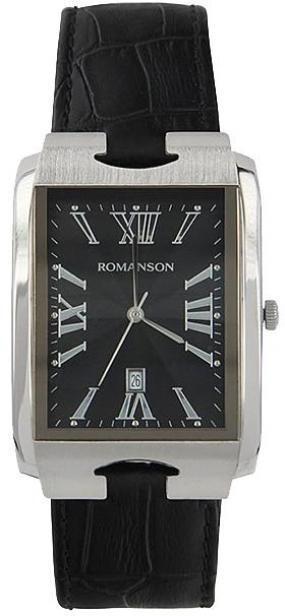 Часы Romanson TL0186CXWH BK