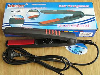 Утюжок щипцы для волос Schtaiger SHG 9004