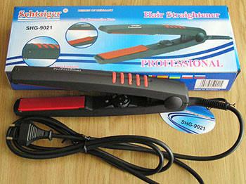 Утюжок щипцы для волос Schtaiger SHG 9004, фото 2