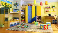 Детская комната Джинс(вариант 3)