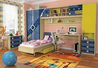 Детская комната Джинс(вариант 4)