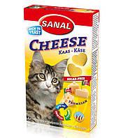 Витамины для кошек Sanal Cat Vitamins Сheese «с сыром» 30 грамм