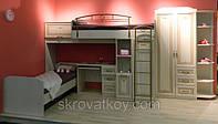 Детская комната Аврора (вариант 3)