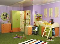 Детская комната Фруттис(вариант 2)