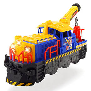 "Железная дорога «Dickie Toys» (3308368) локомотив ""Lokomotive"", 33 см, фото 3"