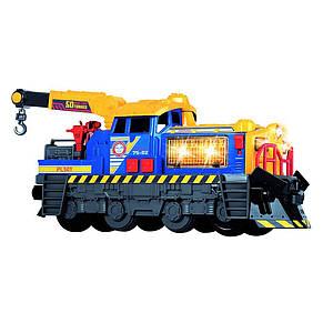 "Железная дорога «Dickie Toys» (3308368) локомотив ""Lokomotive"", 33 см, фото 2"