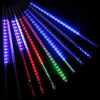 """Гирлянда Метеоритный дождь """"Тающие сосульки"""" 50 см LED 3 м, разноцветная"""