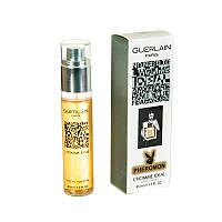 Мини-парфюм с феромонами Guerlain Ideal homme, 45 ml