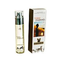 Мини-парфюм с феромонами Hermes Terre d`Hermes men, 45ml