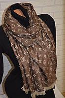 Палантин шарф платок двусторонний Louis Vuitton