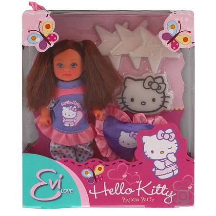 "Куклы и пупсы «Simba» (5732787) Эви на пижамной вечеринке ""Hello Kitty"" (вид 1), фото 2"