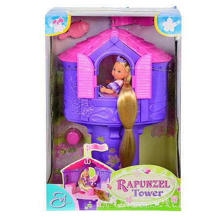 """Ляльки пупси «Simba» (5731268) Еві - Рапунцель в башті """"Rapunzel Tower"""", фото 2"""