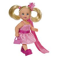 """Куклы и пупсы «Simba» (5733358) Эви с длинными волосами """"Hairstyle"""" (вид 1)"""
