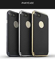 Чехол бампер Ipaky для Apple iPhone 7 (3 цвета)