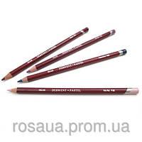 Карандаш пастельный Pastel (P660), Темно-коричневый, Derwent