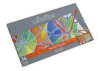 Набор пастельных карандашей Fine Art Pastel 36шт. мет упаковка Cretacolor