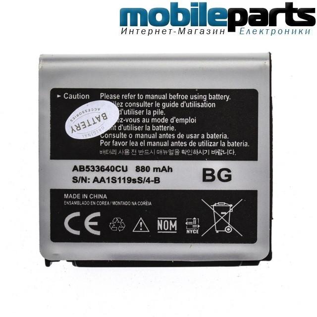 АКБ батарея А КЛАСС SAMSUNG G600Samsung P860, Samsung J200, Samsung F338, 880mAh