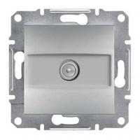 Механизм розетки TV конечной алюминий Schneider Electric Asfora