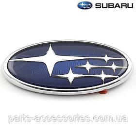 Эмблема значок на передний бампер Subaru BRZ 2013-17 новый оригинальный
