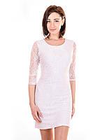 Женское гипюровое платье PG4