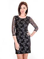 Женское гипюровое платье PG6