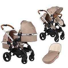 Детская коляска для двойни 2 в 1 iCandy Peach Twin