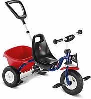 Велосипед трехколесный Puky CAT 1 L Капитан Шарки Capt'n Sharky