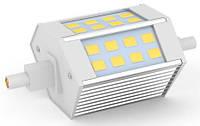 Лампа светодиодная Electrum 5W LL-24 R7s 4000К проз.ал./к. A Арт.(A-LL-1728)