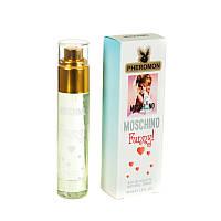 Мини-парфюм с феромонами Moschino Funny, 45 ml