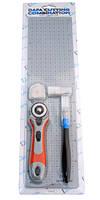 Набор для моделирования 2026: коврик, макетный нож, нож роликовый, сменные лезвия, DAFA