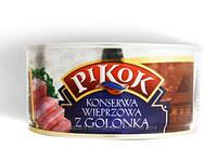 Консерва Pikok Wieprzowa Z Golonka 300 гр (свинная рулька)