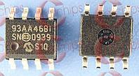 Энергозависимая память 64x16 Microchip93AA46B-I/SN SOP8