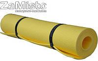 Коврик гимнастический (каремат) Спорт 5 мм (однослойный, тиснение с одной стороны)