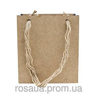 Пакет подарочный, 18х16см, МДФ, ROSA Talent