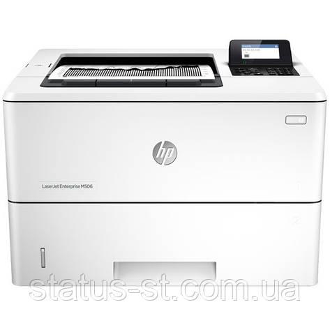 Ремонт принтера HP LaserJet Enterprise M506dn, фото 2