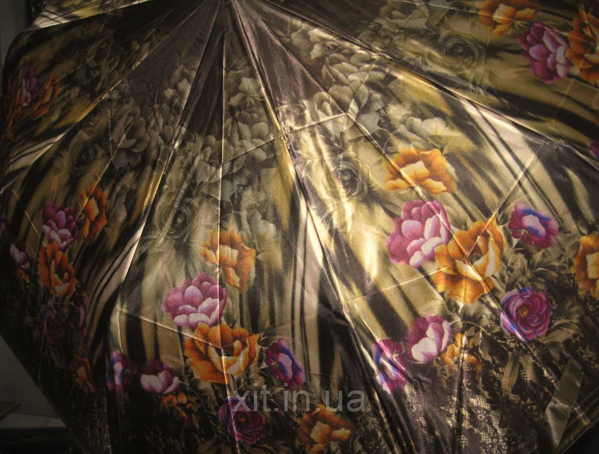 Женский зонт Sponsa Цветы