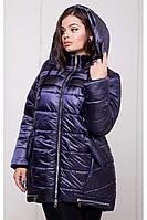 Куртка женская зимняя №571 (р.48-62)