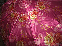 Женский зонт Sponsa Цветы, фото 1