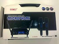Микрофон караоке UKC UHF U-5000