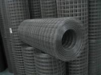 Сетка штукатурная сварная 25х25; д0,7мм; 1м (без покрытия)