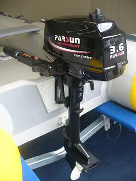 Лодочные моторы Parsun - ParsunT3.6 VS TC3.6 и ParsunT5.8 VS TE5.8, ParsunT5.8 VS TC5.8.