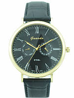 Мужские  часы GUARDO S08654A 1.6 чёрный