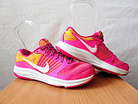 Кроссовки Nike Girls Lunarlon 100% Оригинал  р-р 33,5 (21см)(сток, б/у)  кеды адидас найк adidas детские