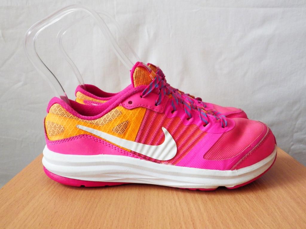 Купить Кроссовки Nike Girls Lunarlon 100% Оригинал р-р 33,5 (21см ... 8be19542bf8