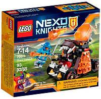 Lego Nexo Knights Безумная катапульта 70311
