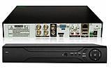 HD комплект видеонаблюдения на 1 камеру 720р 1мп., фото 3