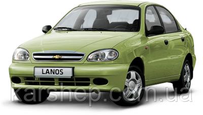 Ветровики для Chevrolet Lanos  с 2005 г.в.