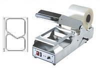Машина для упаковки продуктів на піддонах DF-20 з картриджем 265x162mm.