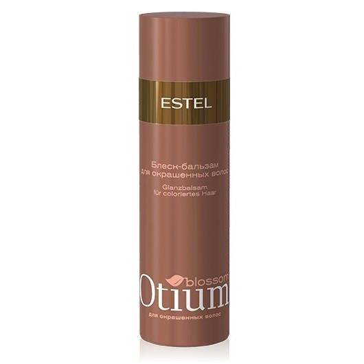 Блеск-бальзам для окрашенных волос OTIUM Blossom