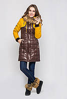 Молодежная зимняя куртка X-Woyz